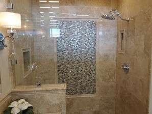 Three Bathrooms Remodeled in the Coon Rapids, MN Area by Five Star Exteriors of MN LLC (2)