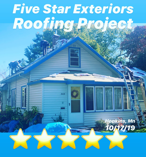 Roofing in Hopkins, MN (1)